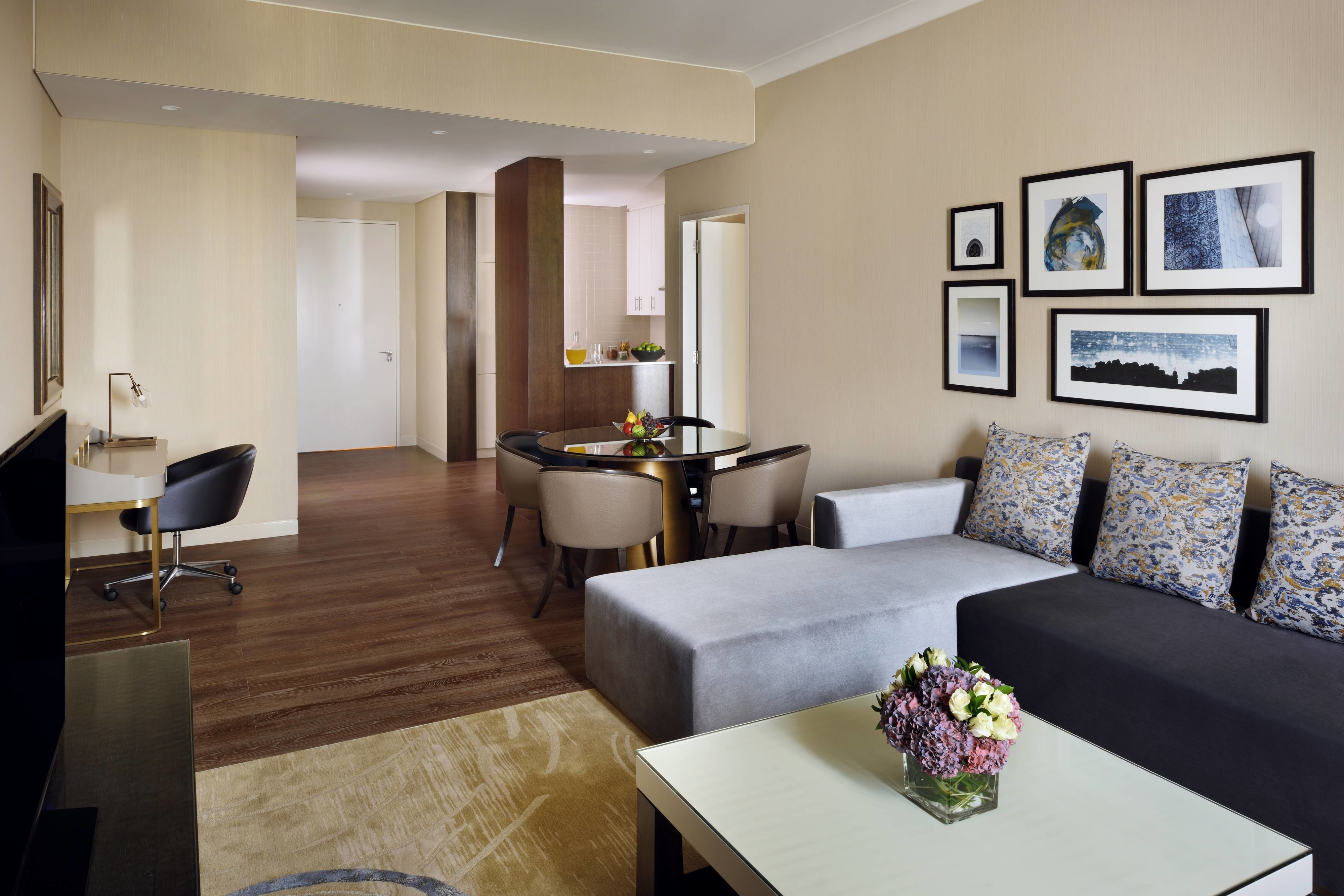 Best Apartment Hotel Abu Dhabi Marriott Executive Apartments With Pictures