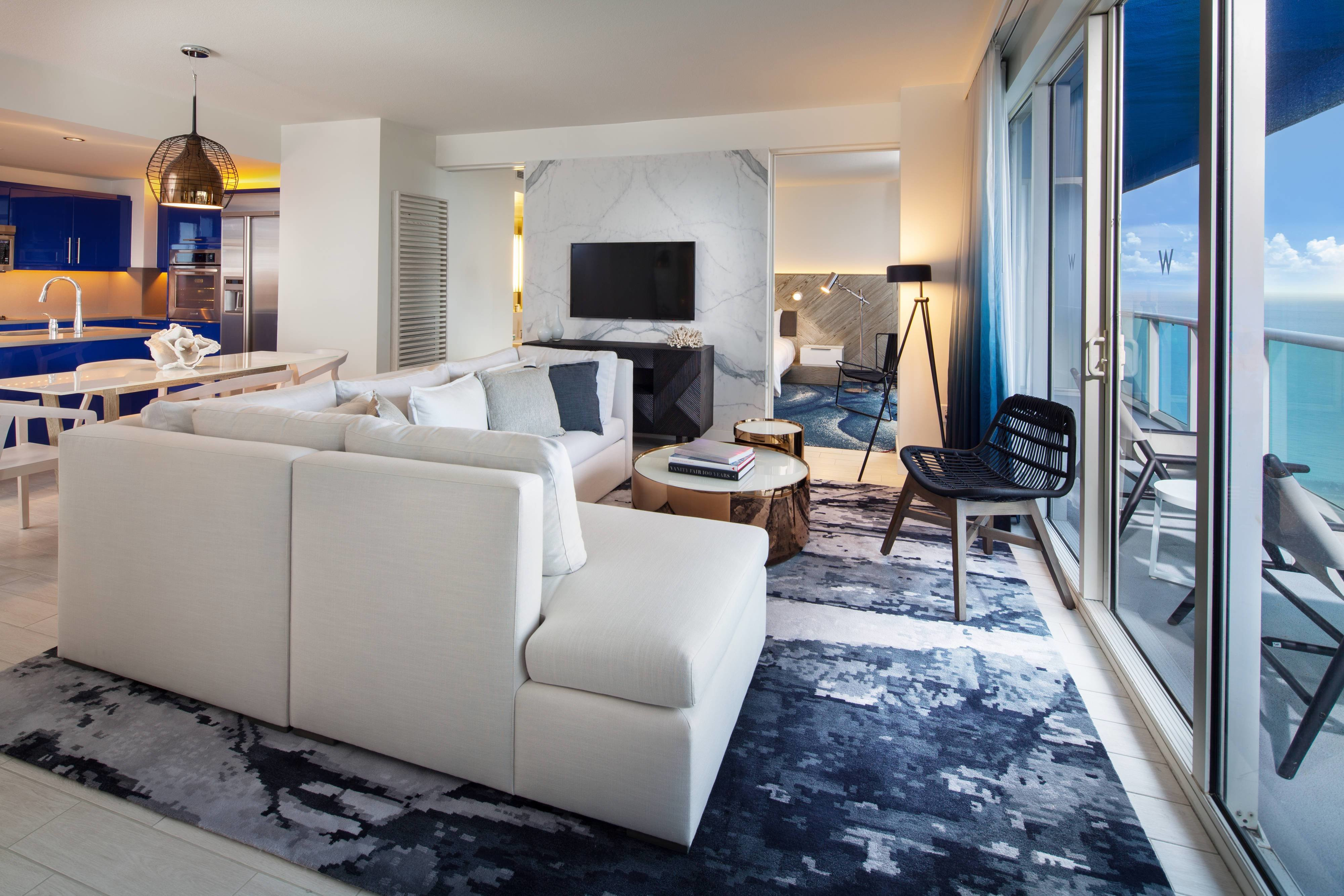 Best Hotel Rooms Amenities W Fort Lauderdale With Pictures