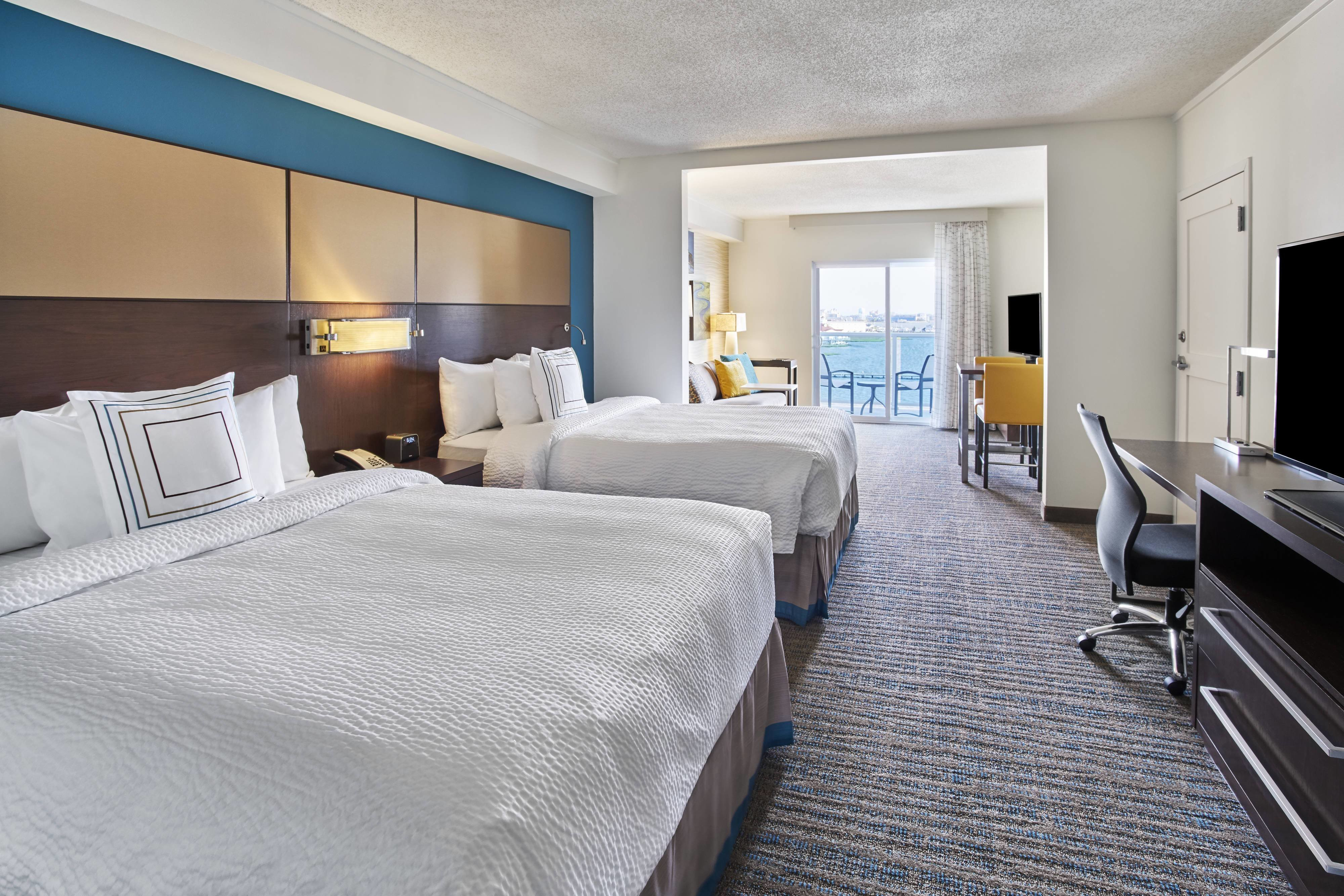 Best Beachfront Ocean City Md Hotels Residence Inn Ocean City With Pictures