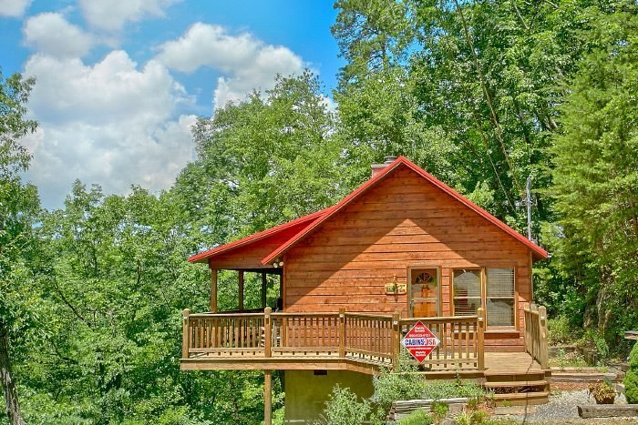 Best 1 Bedroom Cabin Near Pigeon Forge And Gatlinburg Smoky Mountain Views With Pictures