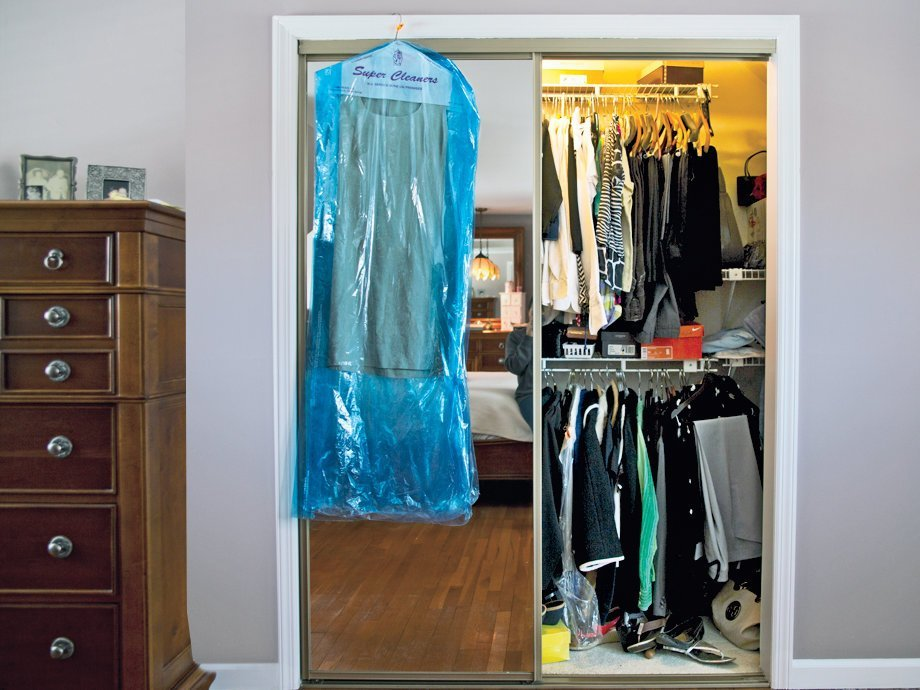 Best One Way To Make Your Bedroom Closet Feel Bigger Neater With Pictures