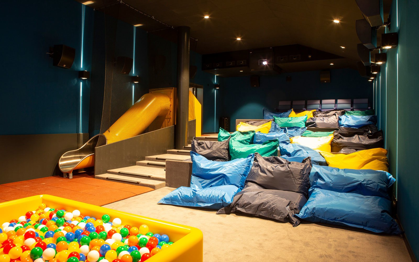 Best You Can Watch Movies In Bed At This Theater In Switzerland Travel Leisure With Pictures