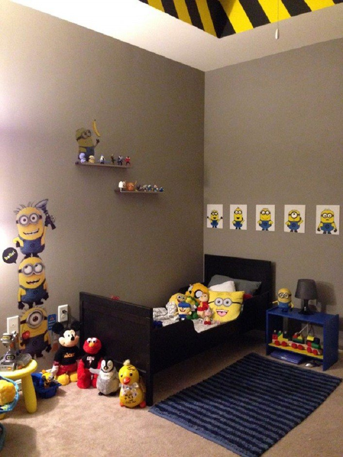 Best 20 Awesome Ideas To Decorate Your Home With Minions With Pictures