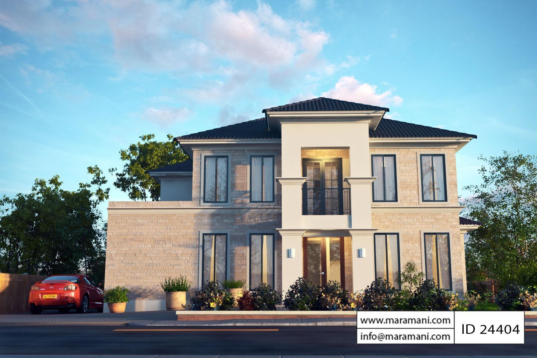 Best Four Bedroom Modern House Maramani Com With Pictures