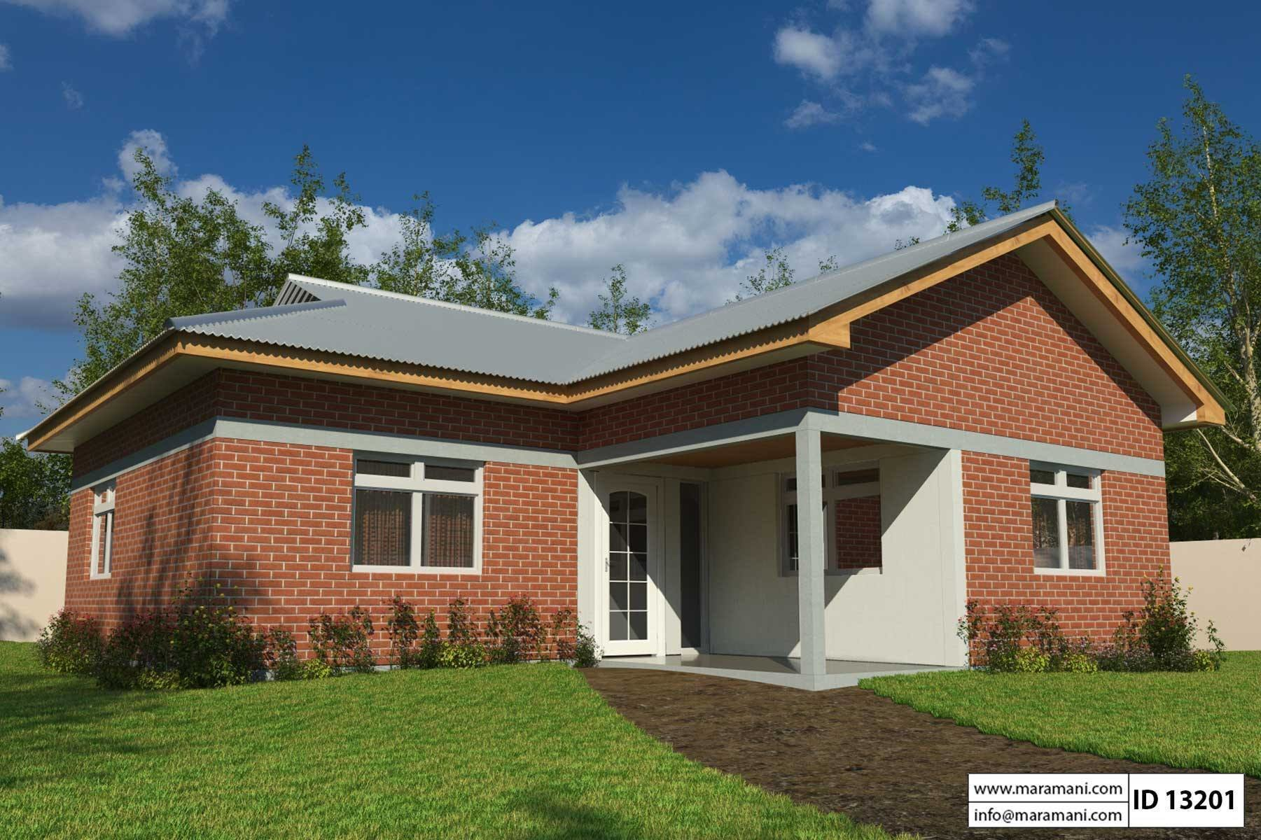 Best Simple 3 Bedroom House Plan Id 13201 House Plans By With Pictures