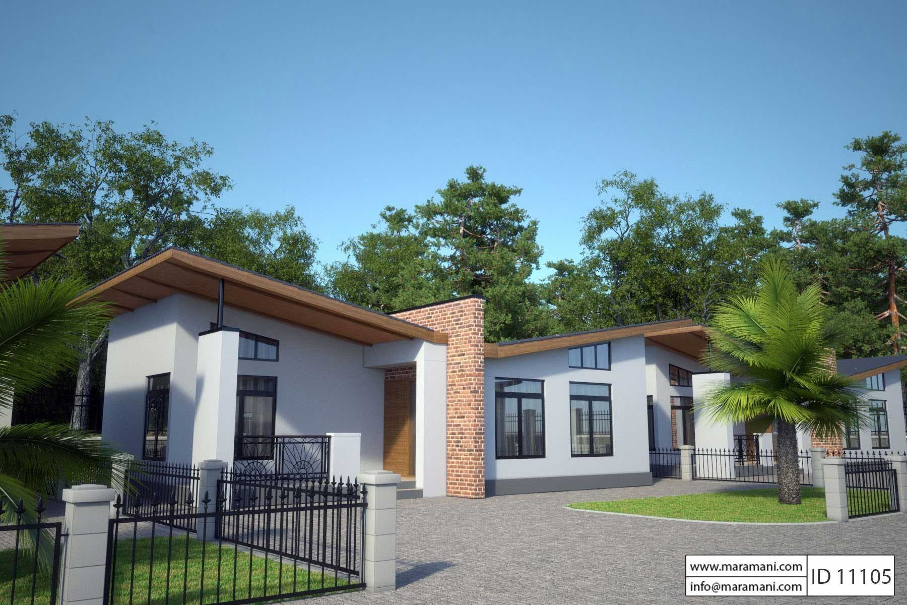 Best Easy To Build House Plan Id 11105 House Plans By Maramani With Pictures