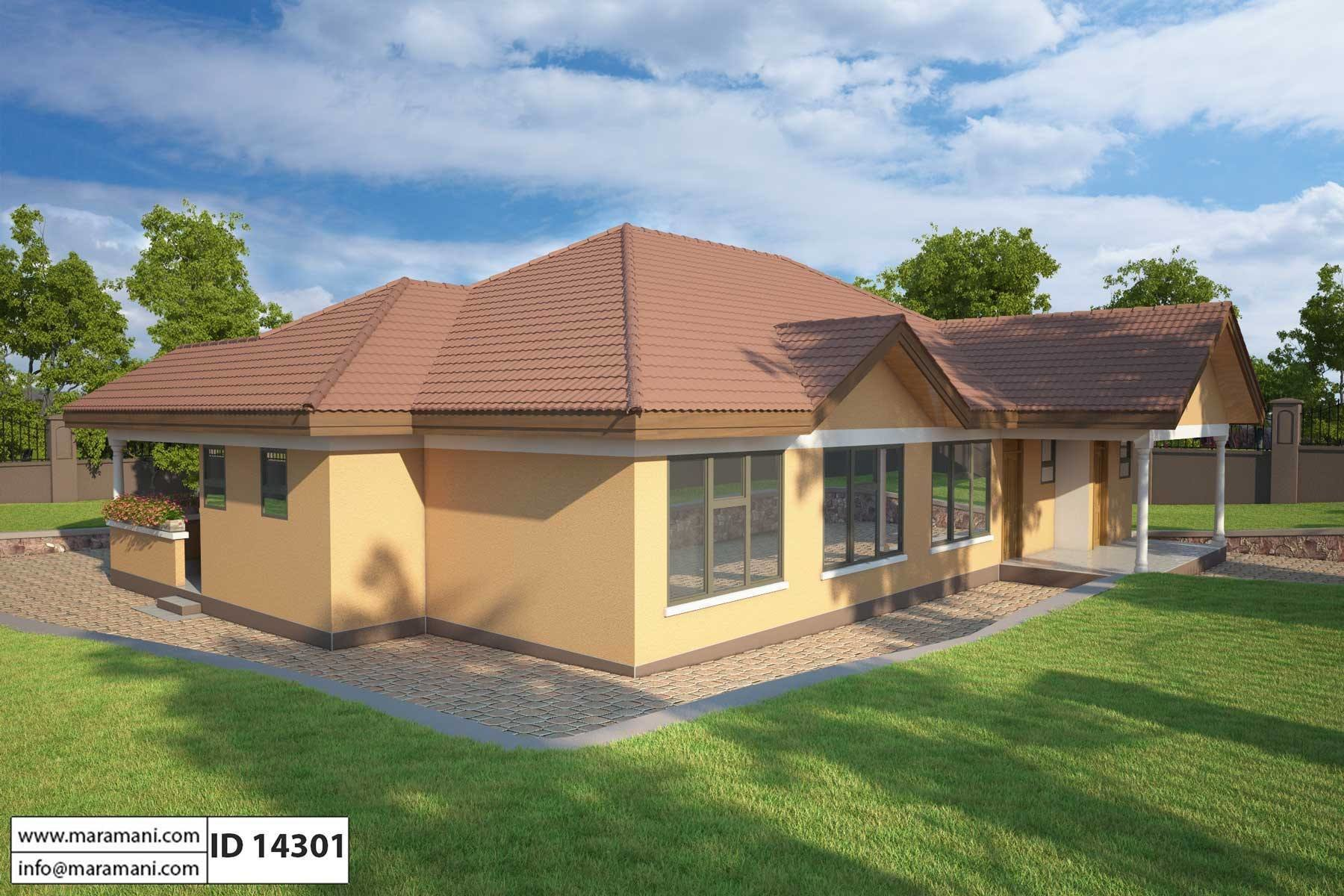 Best 4 Bedroom Single Story House Plan Id 14301 House Plans With Pictures