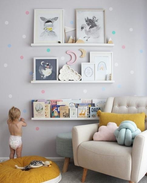 Best Confetti Wall Dots Decals – Rocky Mountain Decals With Pictures