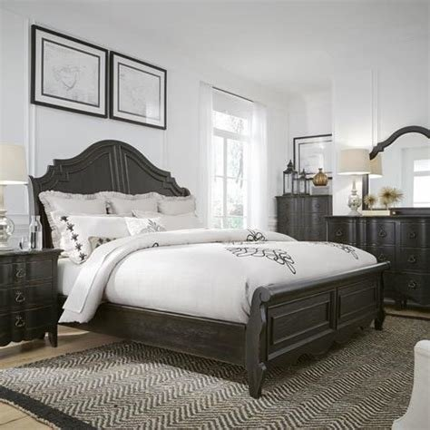 Best North Shore Sleigh King Bedroom Set By Ashley Furniture With Pictures