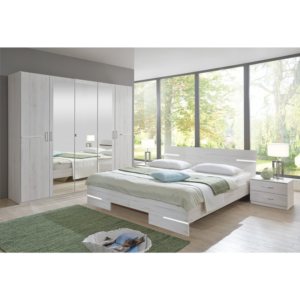 Best Qmax City Range German Made Bedroom Furniture White Oak – Freedom Homestore With Pictures