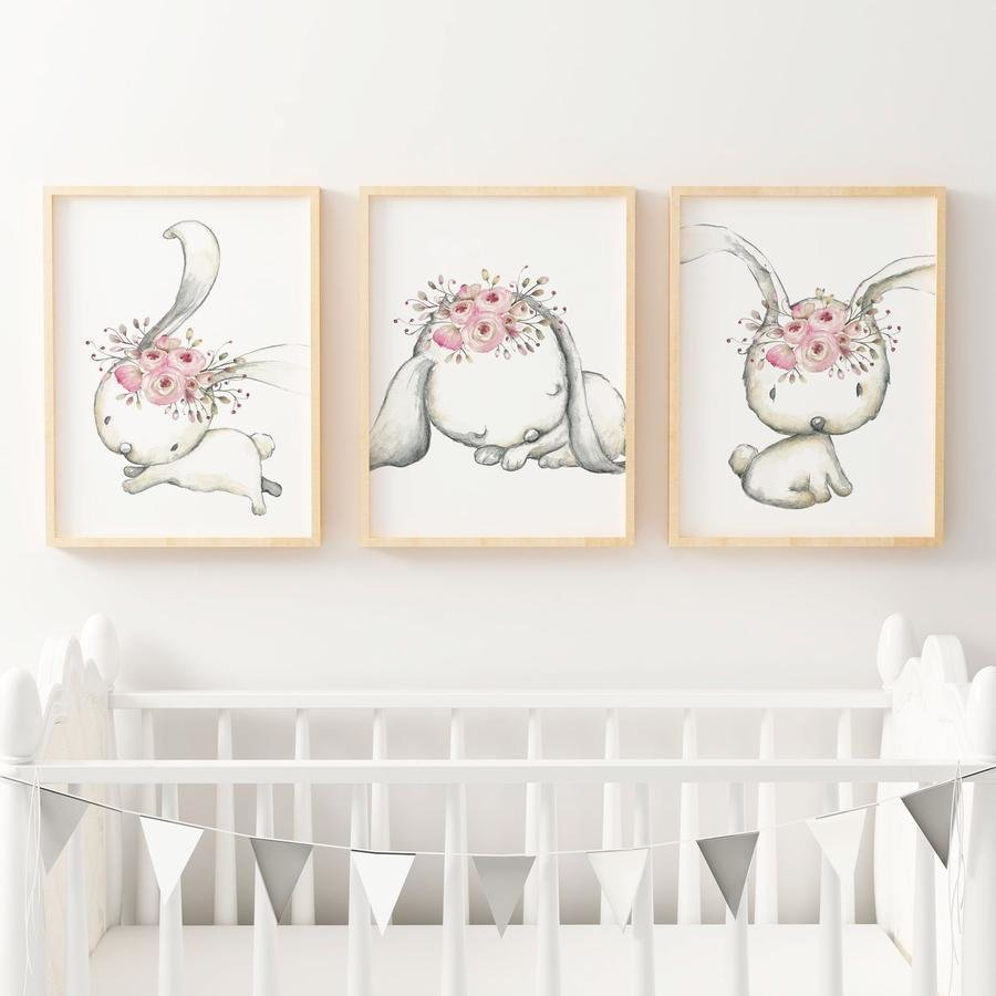 Best Nursery Animal Prints Woodland Nursery Prints Nursery With Pictures