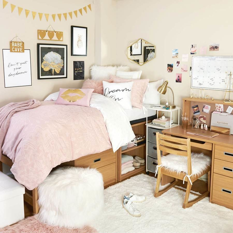 Best Dorm Room Ideas College Room Decor Dorm Inspiration With Pictures