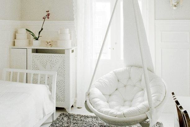 Best Free Up Your Floor Space Using Hanging Chairs With Pictures