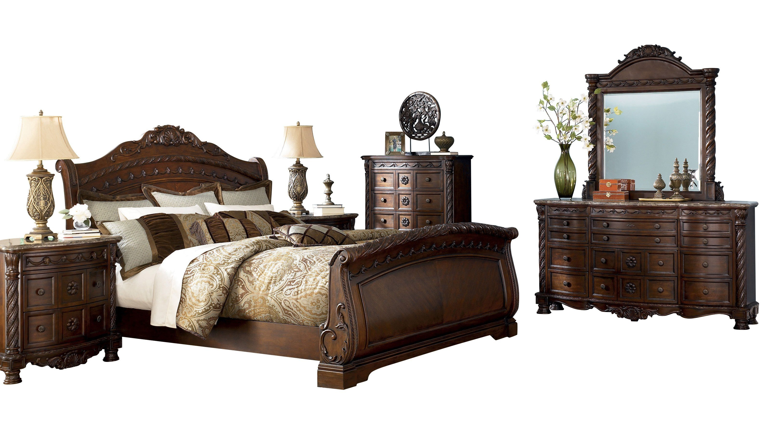 Best North Shore Bedroom Set Bedrooms The Classy Home With Pictures