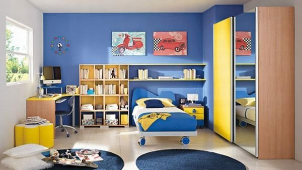 Best 23 Modern Children Bedroom Ideas For The Contemporary Home With Pictures