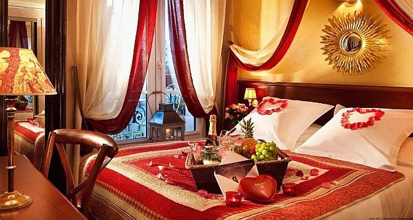 Best Romantic Bedrooms How To Decorate For Valentine S Day With Pictures