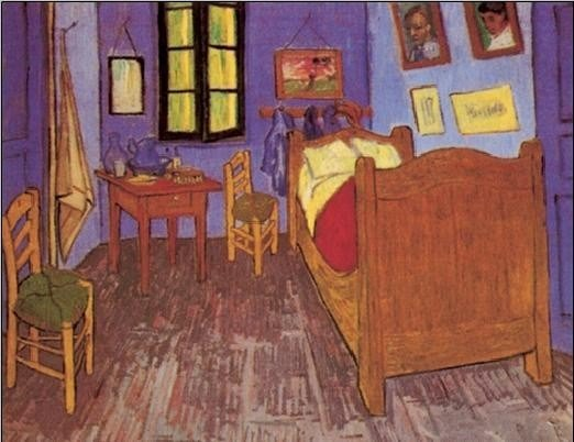 Best Bedroom In Arles 1888 Art Print Buy At Europosters With Pictures