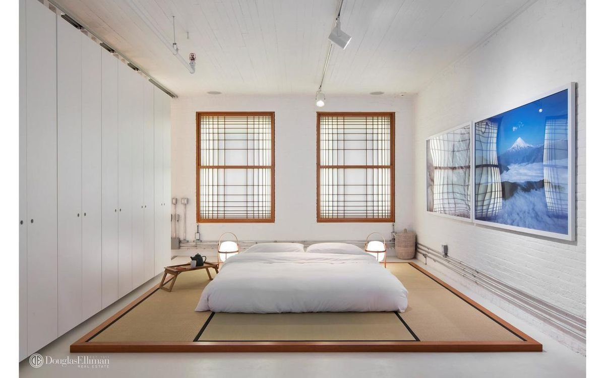 Best Minimalist Tribeca Loft With Japanese Inspired Design With Pictures