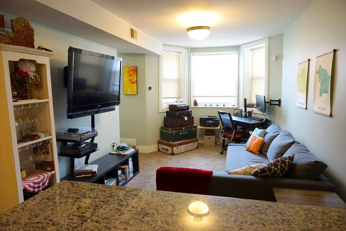 Best Chicago Three Bedroom Apartments Renting For 1 500 Or Under Curbed Chicago With Pictures
