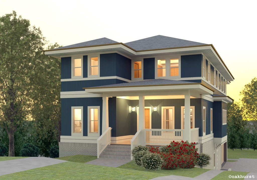 Best Contemporary Style House Plan 5 Beds 3 5 Baths 3193 Sq With Pictures