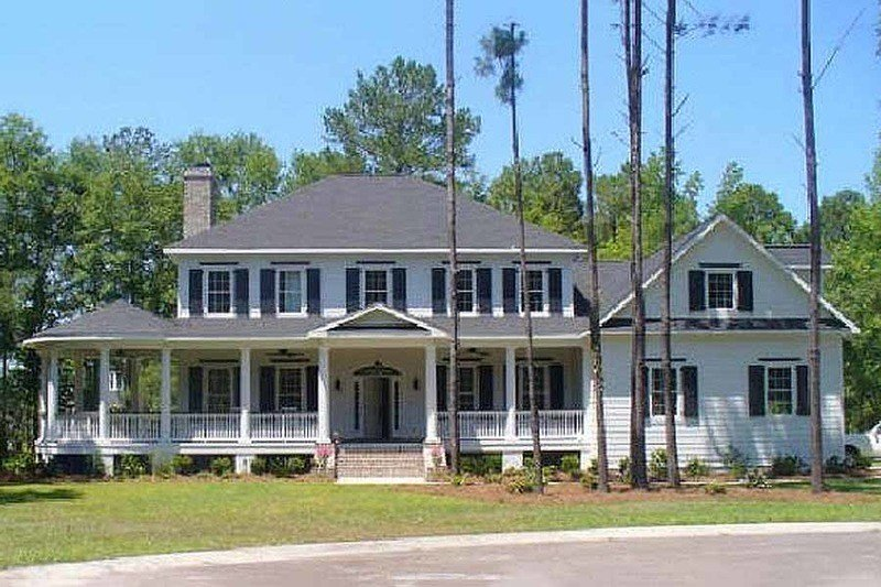 Best Colonial Style House Plan 4 Beds 3 5 Baths 3359 Sq Ft With Pictures