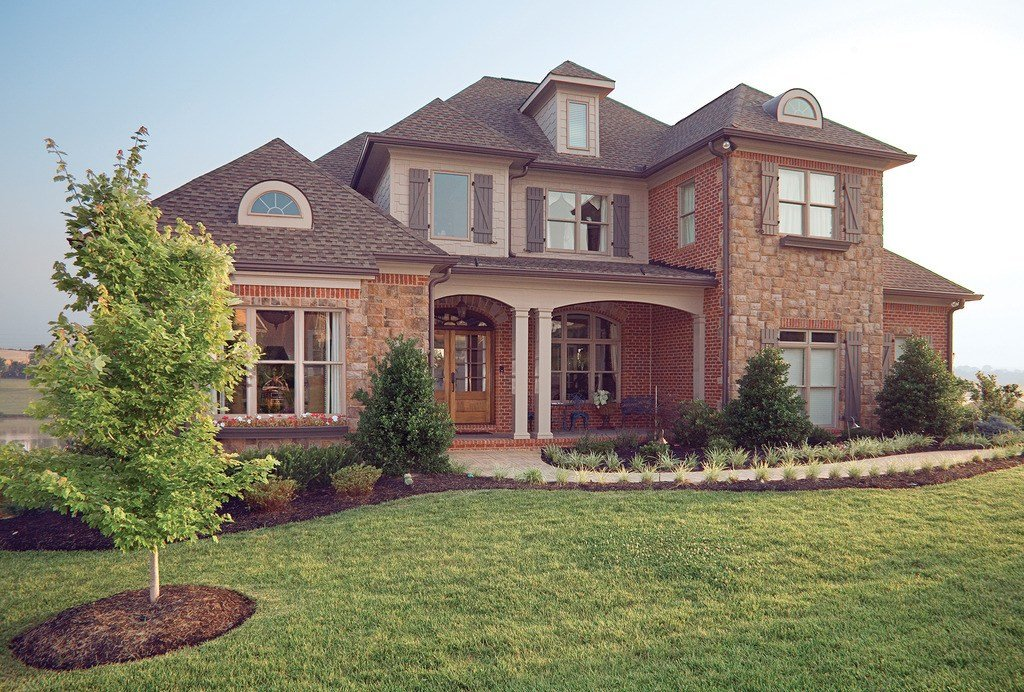 Best Traditional Style House Plan 5 Beds 4 5 Baths 3482 Sq Ft Plan 927 11 With Pictures