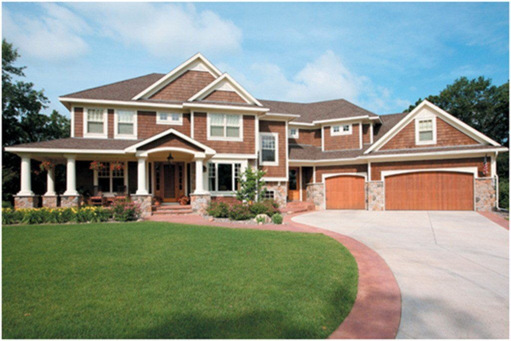 Best Traditional Style House Plan 5 Beds 3 5 Baths 4171 Sq Ft Plan 51 326 With Pictures