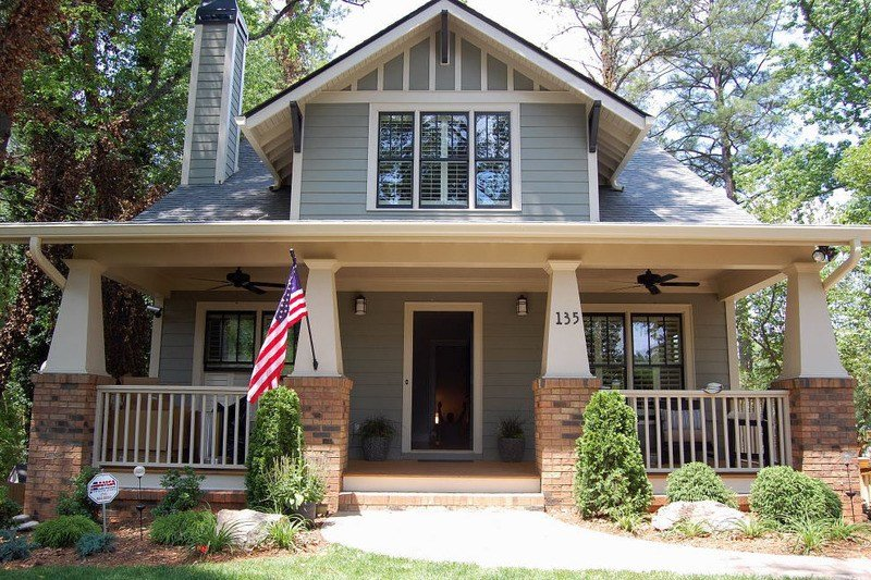 Best Craftsman Style House Plan 4 Beds 3 Baths 2116 Sq Ft With Pictures