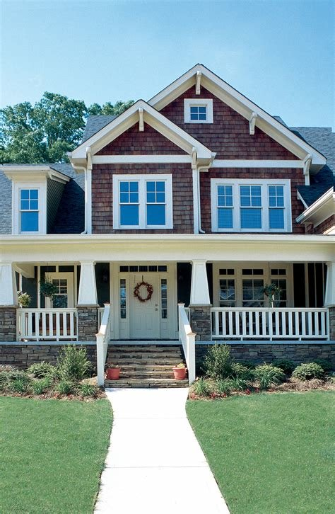 Best Craftsman Style House Plan 4 Beds 3 Baths 2338 Sq Ft With Pictures
