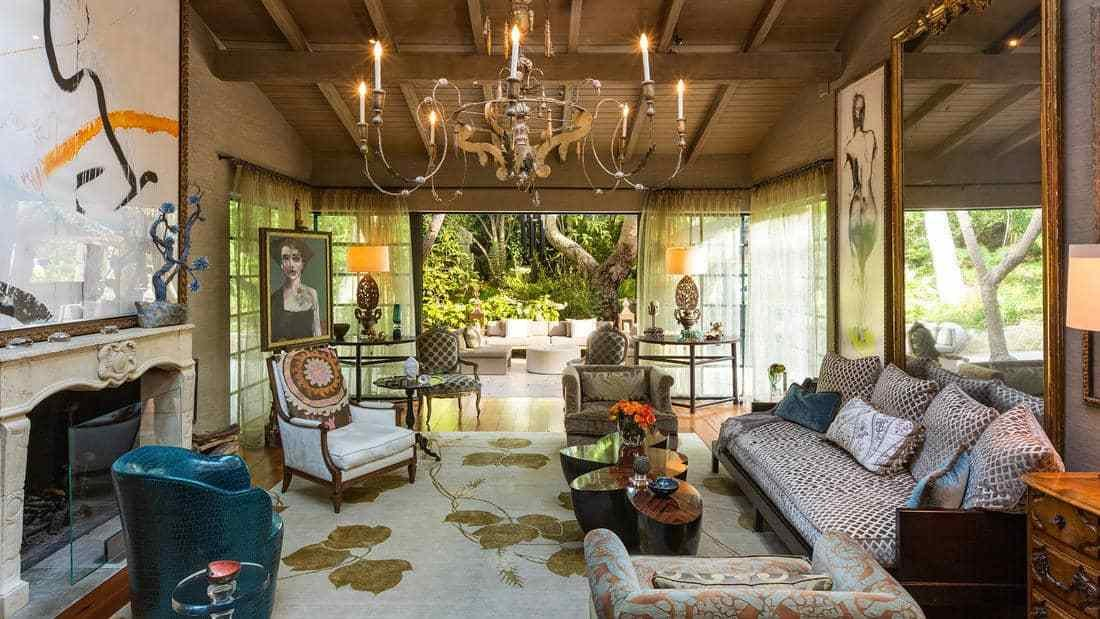 Best Jennifer Lopez Has Just Purchased This Stunning Bel Air Estate With Pictures