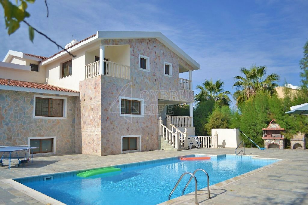 Best 6 Bedroom Villa For Rent In Coral Bay Peyia Paphos With Pictures