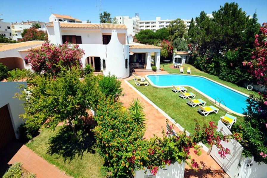 Best Villa To Rent In Albufeira Algarve With Private Pool 73681 With Pictures