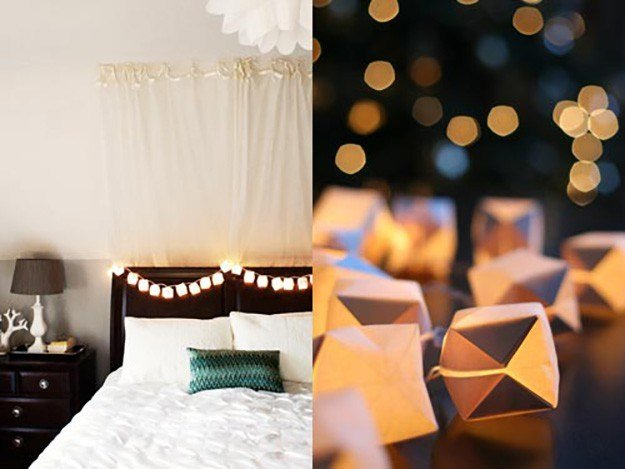 Best How To Make String Lights With Paper Lanterns Diy Projects With Pictures