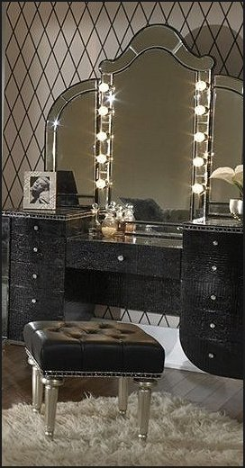 Best Bedroom Vanity Sets With Lights Foter With Pictures