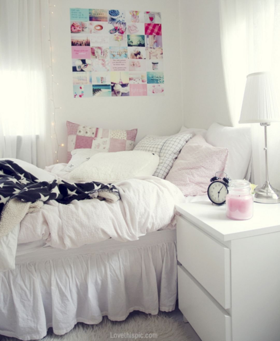 Best Cute White Tumblr Bedroom Ideas 28 Cute White Tumblr With Pictures