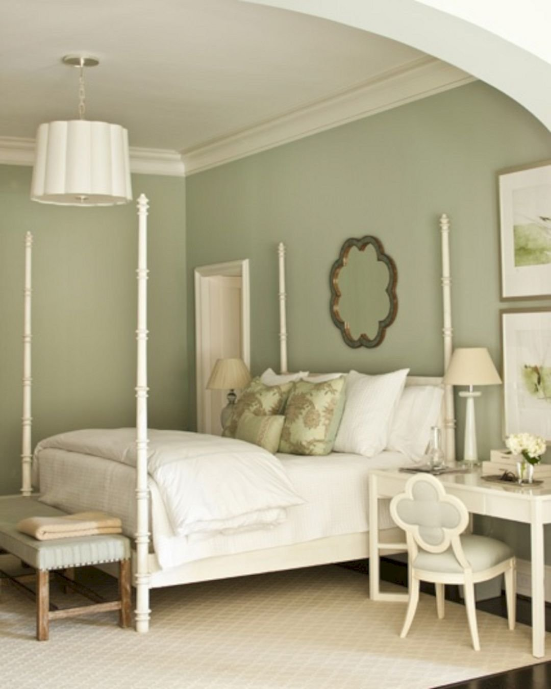 Best Light Sage Green Bedroom Paint Colors Light Sage Green With Pictures