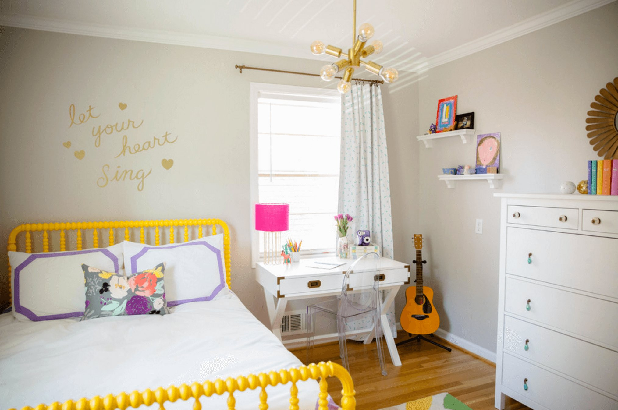 Best 28 Ideas For Adding Color To A Kids Room Freshome Com® With Pictures
