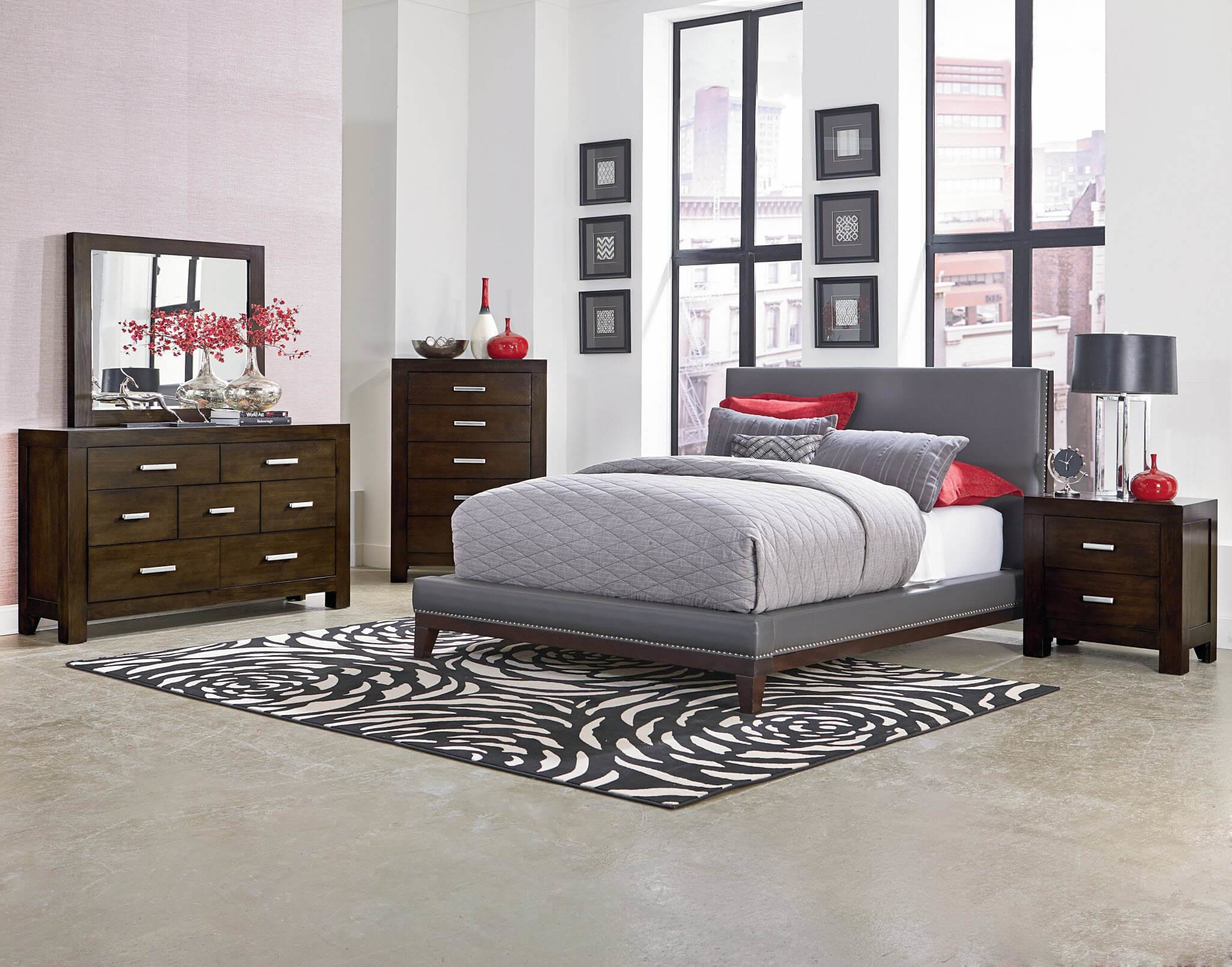 Best Couture Platform Bedroom Set Bedroom Furniture Sets With Pictures