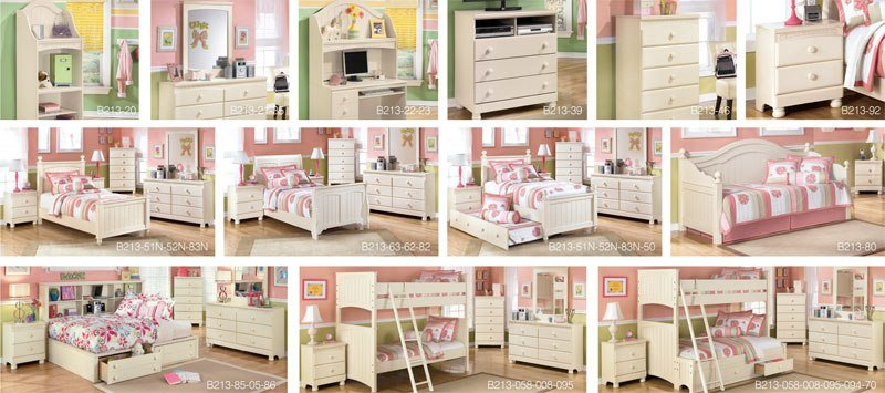 Best Cottage Retreat Youth Bedroom Collection By Ashley Furniture With Pictures