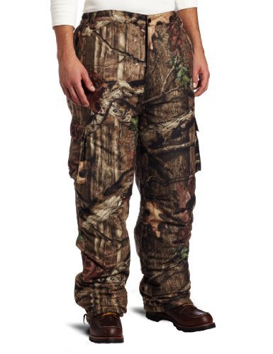 Best Yukon Gear Men's Insulated Pants Mossy Oak Infinity With Pictures