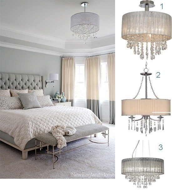 Best 25 Best Collection Of Chandelier Night Stand Lamps With Pictures