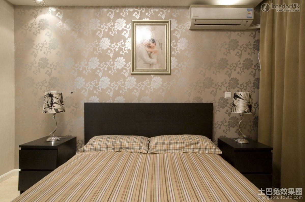 Best Simple Wallpaper Bedroom Ideas Greenvirals Style With Pictures