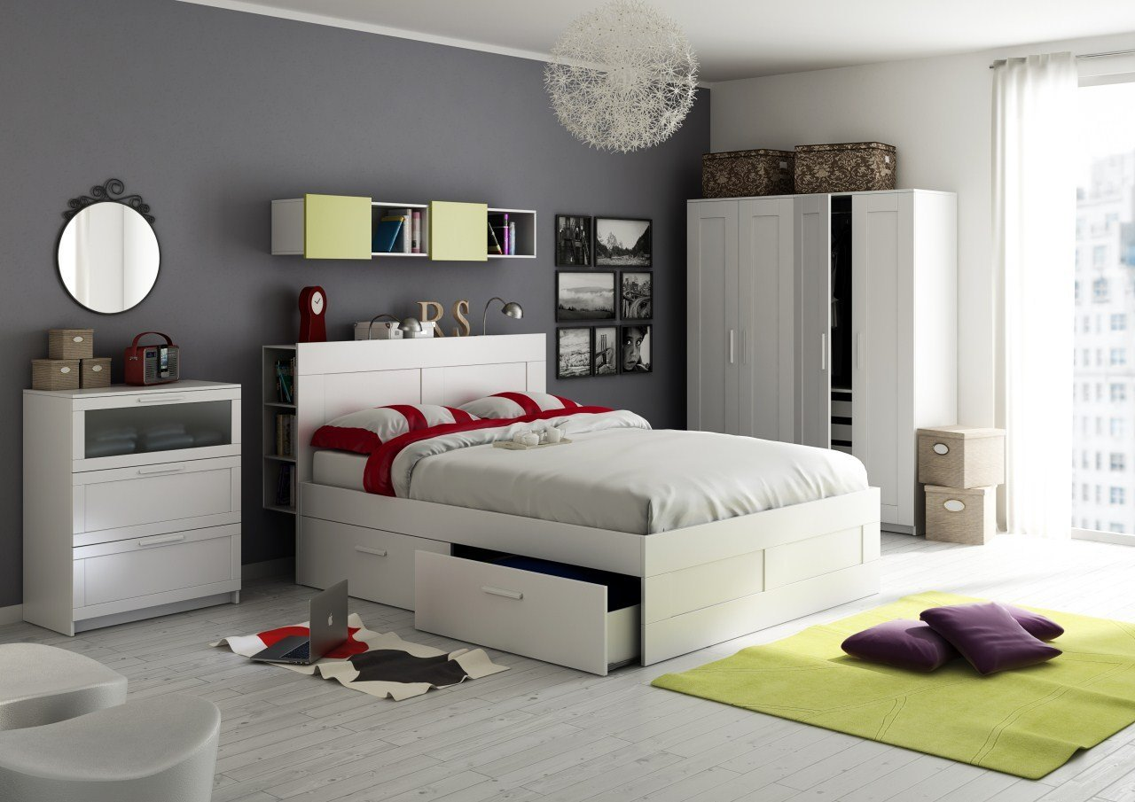 Best Ikea Bedroom Furniture Set The Great Advantage Of Buying With Pictures