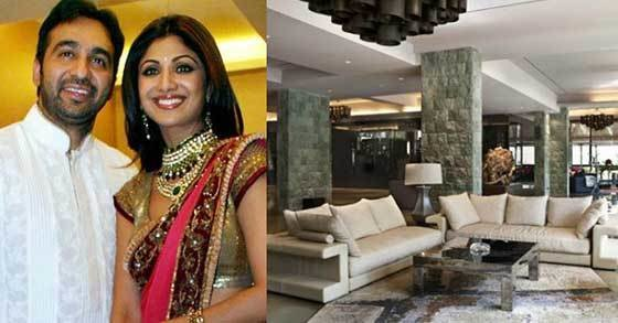 Best Inside Pictures Of Shilpa Shetty S Luxurious Home With With Pictures