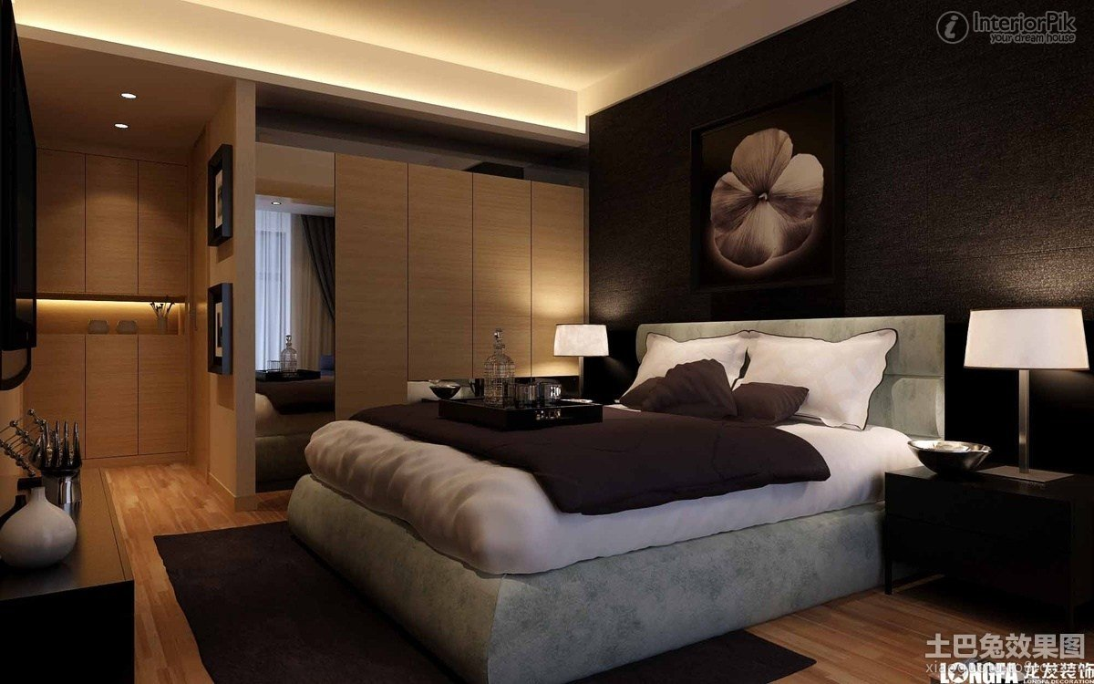 Best Modern Black And White Bedroom Furniture Home Delightful With Pictures