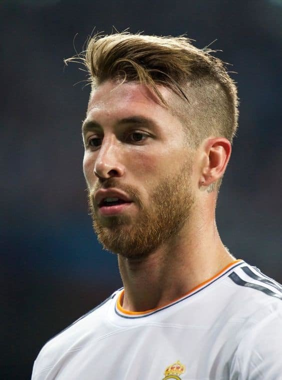 Free 20 Sergio Ramos Haircut Hairstyles For Long Short Hair Wallpaper