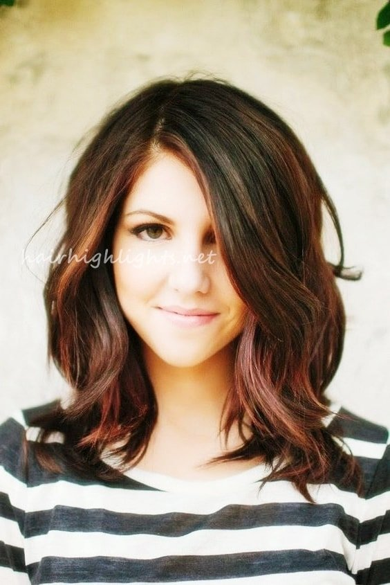 Free Easy Way To Color Hair At Home Hair Highlights Wallpaper