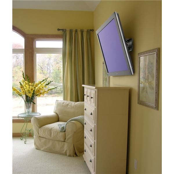 Best Flatscreen Tv Wall Mount Height With Pictures