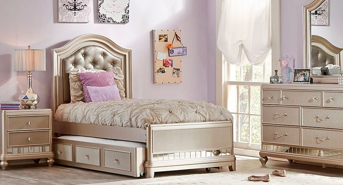 Best Girls Bedroom Furniture Sets For Kids Teens With Pictures