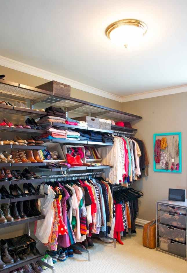 Best Before After Brit's Closet Transformation Brit Co With Pictures
